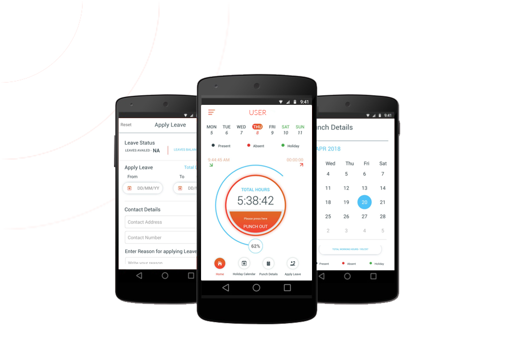the best employee time tracking app wifi attendance