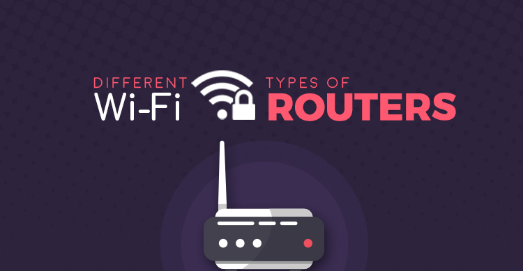 Types Of WiFi Routers
