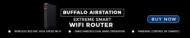 Buffalo Airstation Extreme Smart Wi-Fi Router