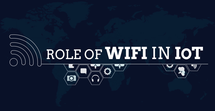 Role of WiFi in IoT