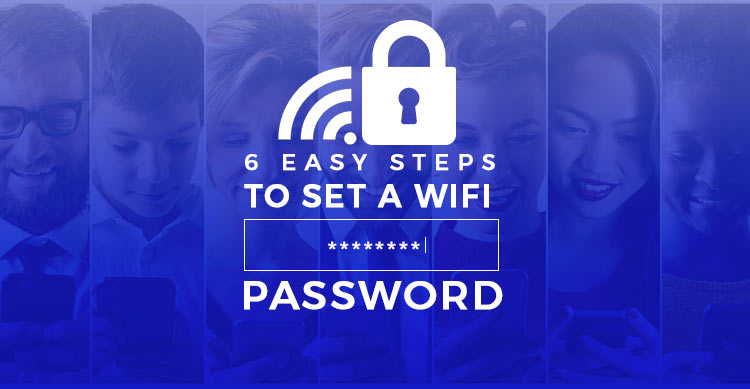 6 easy steps to set WiFi password features image