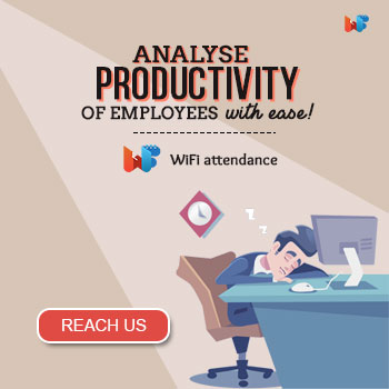 Anayse productivity with wifi attendance ad banner