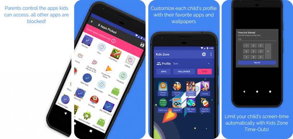Kids-Zone-Parental-Control-app