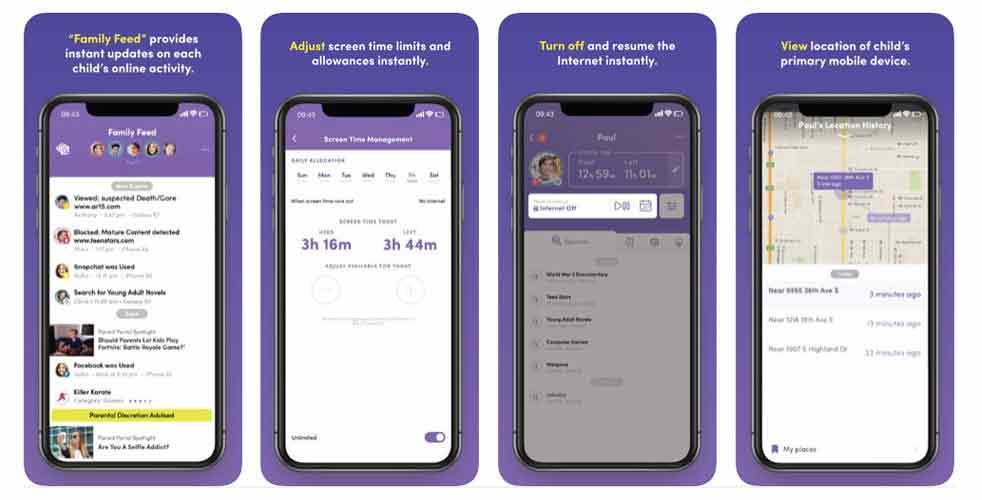 Net-Nanny-Parental-Control-App