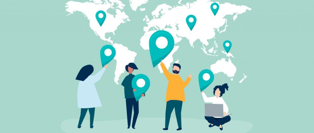 digital nomad community