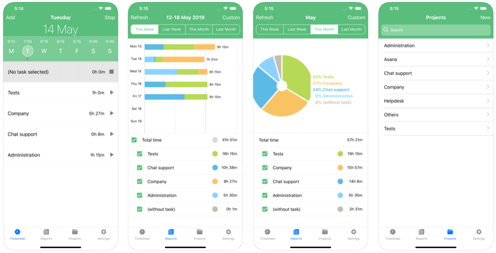 attendance tracking apps