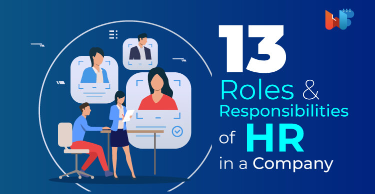roles and responsibilities of hr